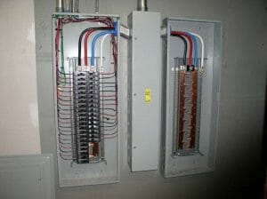 house wiring boxes
