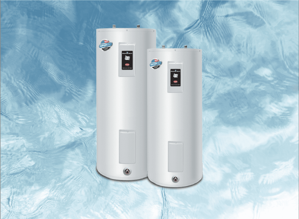 Comparing conventional and tankless water heaters